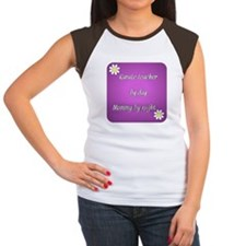 Karate Teacher by day Mommy by night Tee