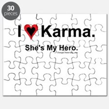 Karma... Shes my hero!!! Puzzle