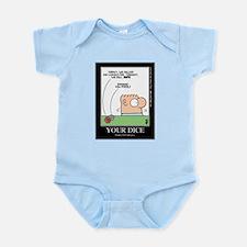 YOUR DICE Infant Bodysuit