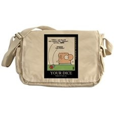 YOUR DICE Messenger Bag