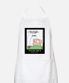 YOUR DICE Apron