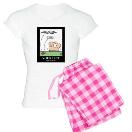 YOUR DICE Women's Light Pajamas