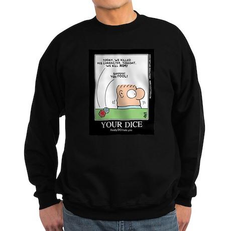 YOUR DICE Sweatshirt (dark)