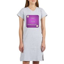 Lawyer by day Mommy by night Women's Nightshirt