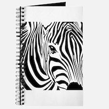 Zebra Print Journal
