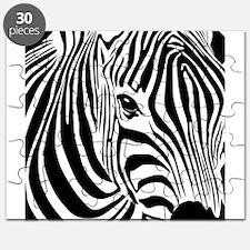Zebra Print Puzzle