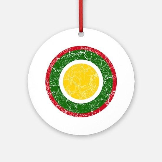 Brunei Roundel Ornament (Round)