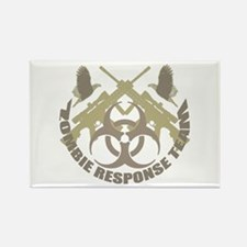Zombie Response Team Rectangle Magnet (10 pack)