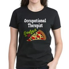 Occupational Therapist Pizza Tee