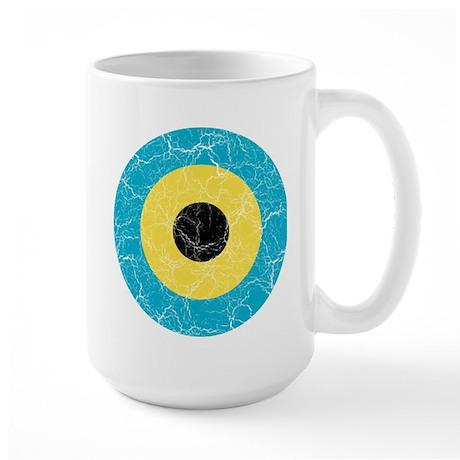 Bahamas Roundel Large Mug
