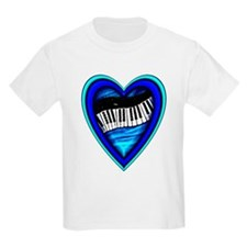 Piano Heart T-Shirt