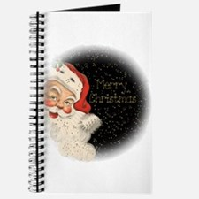 Vintage Santa Claus Journal