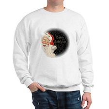 Vintage Santa Claus Sweatshirt