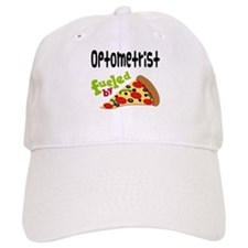 Optometrist Funny Pizza Baseball Cap