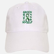I Wear Green for Myself.png Baseball Baseball Cap