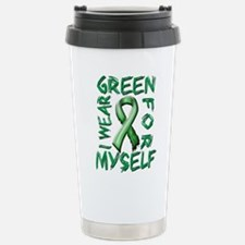 I Wear Green for Myself.png Stainless Steel Travel