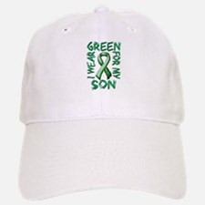 I Wear Green for my Son Baseball Baseball Cap