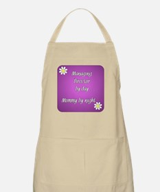 Managing Director by day Mommy by night Apron