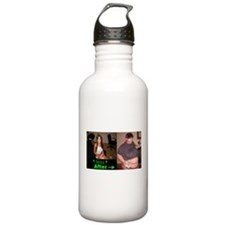 Videogaming Consequences Water Bottle