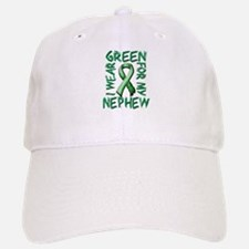 I Wear Green for my Nephew.png Baseball Baseball Cap
