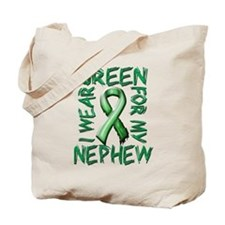 I Wear Green for my Nephew.png Tote Bag