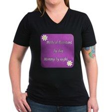 Medical Assistant by day Mommy by night Shirt