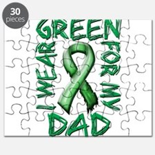 I Wear Green for my Dad.png Puzzle