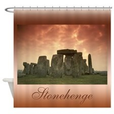 Stonehenge Shower Curtain