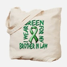 I Wear Green for my Brother in Law.png Tote Bag