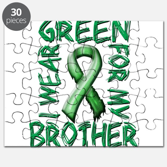 I Wear Green for my Brother.png Puzzle
