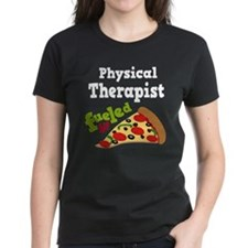 Physical Therapist Pizza Tee