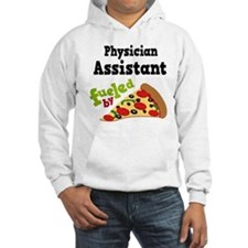 Physician Assistant Pizza Jumper Hoody