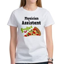 Physician Assistant Pizza Tee