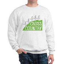 Cross Country Runners Sweatshirt