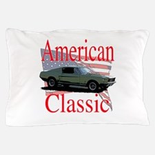 mustang fstbck Pillow Case