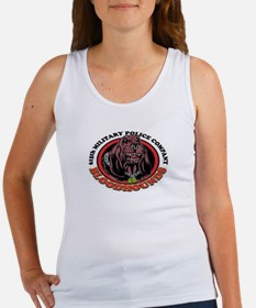 615th Military Police Company Women's Tank Top