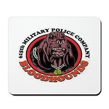 615th Military Police Company Mousepad