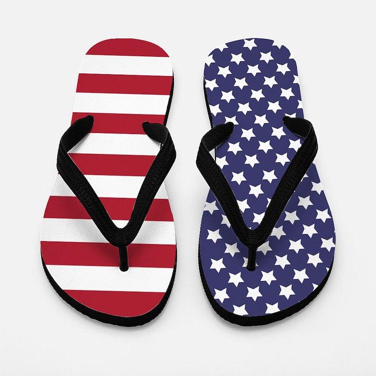 Stars And Stripes (FF) Flip Flops