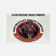 615th Military Police Company with Text Rectangle