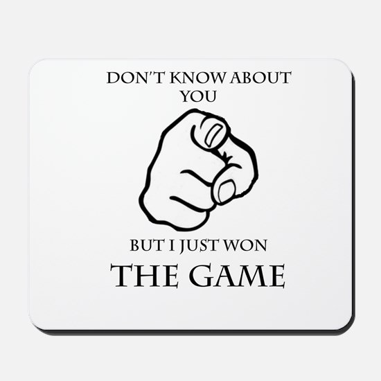The Game Mousepad