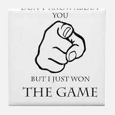 The Game Tile Coaster