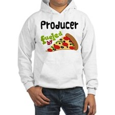 Producer Fueled By Pizza Hoodie