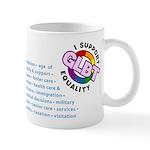 GLBT Equality Mug