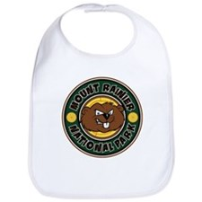 Mt. Rainier Beaver Circle Bib