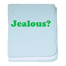 Jealous baby blanket