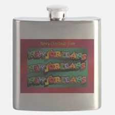 FrenchQuarterChristmasCard.png Flask
