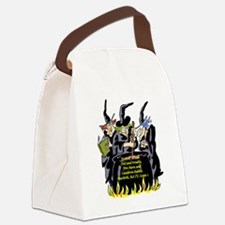 3Witches.png Canvas Lunch Bag