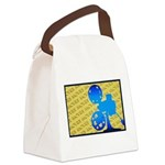 MoviesOrn.png Canvas Lunch Bag