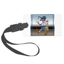 mailCarrierBLMaleTile.png Luggage Tag