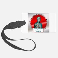RadiologistOrn.png Luggage Tag